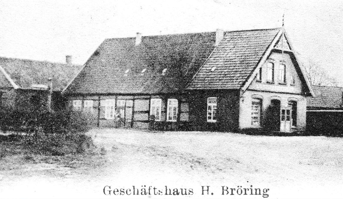 Grundlagt af Heinrich Bröring